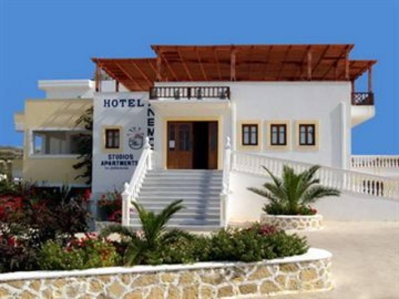 Appartementen Anemoesa - Amopi - Karpathos